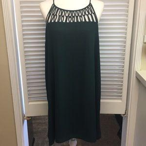Maurice's lattice tank dress